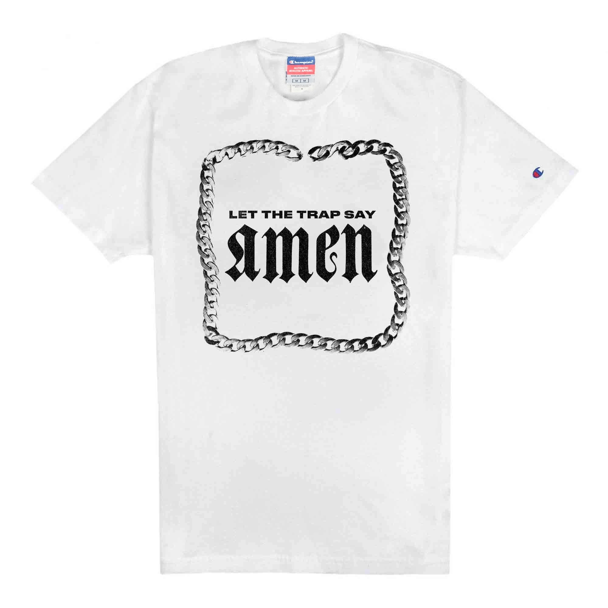 Lecrae x Champion 'Let The Trap Say Amen' T-Shirt
