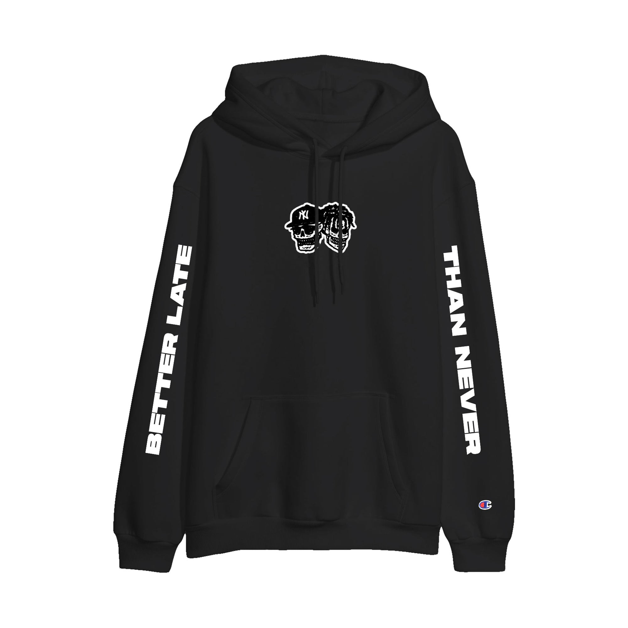 BLTN Tour x Champion Pull Over Hoodie