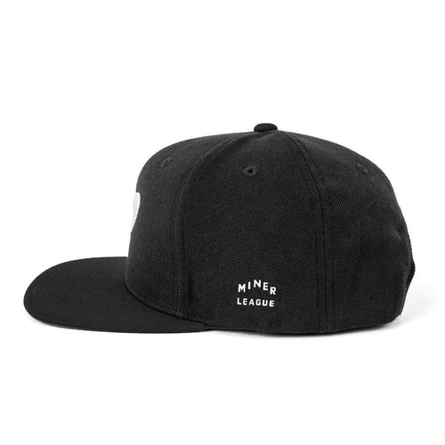 Andy Mineo 'Magic & Bird Miner League Logo' Snapback
