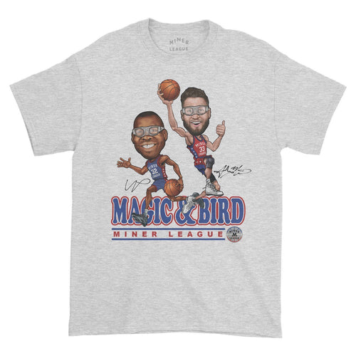 Andy Mineo 'Magic & Bird Caricature' Tee