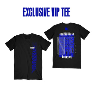 'Unashamed Forever Tour' Exclusive VIP Tee