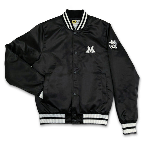 Andy Mineo 'Miner League' Satin Jacket