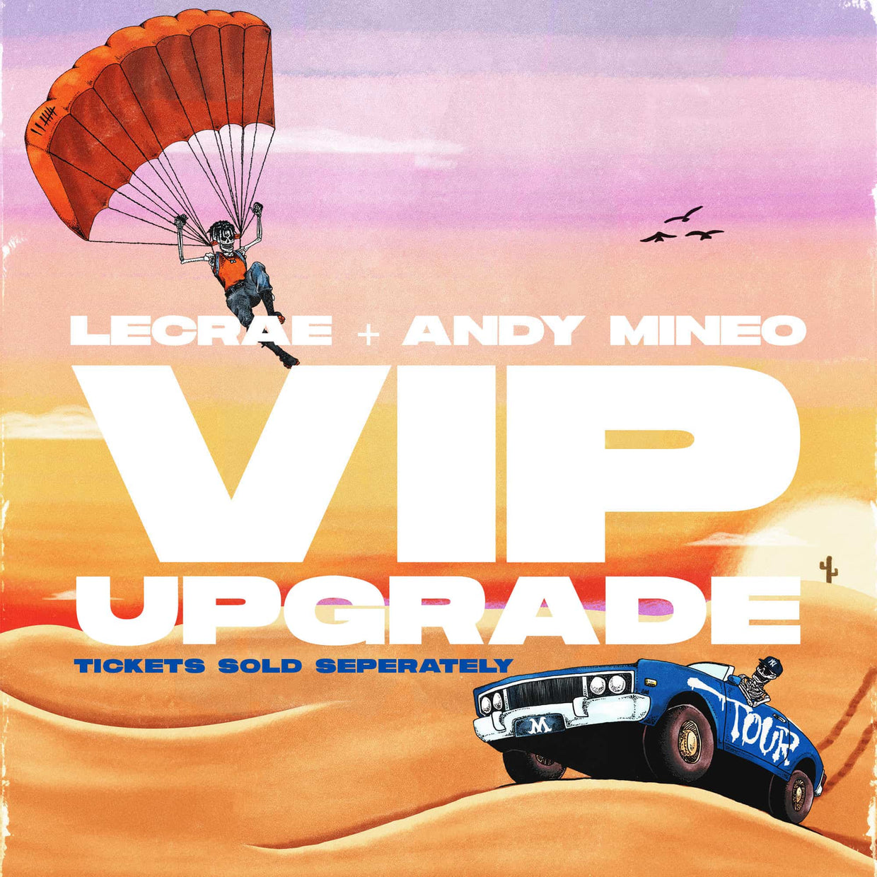 VIP UPGRADE - BLTN TOUR - Riverside, CA 10/05
