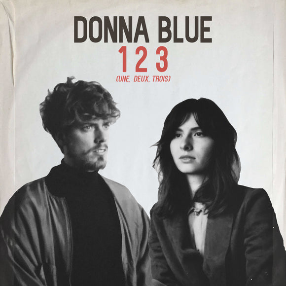 Donna Blue - 1 2 3 (Digital Single)