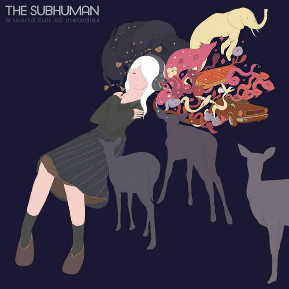The Subhuman - A World Full Of Melodies (Digital)