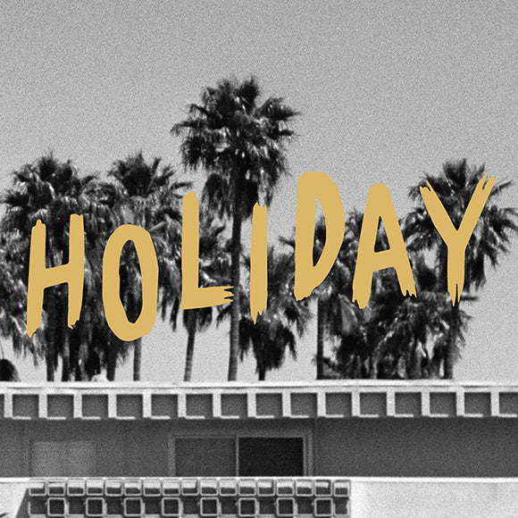Donna Blue - Holiday (Digital Single)