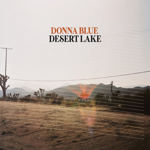 Donna Blue - Desert Lake (Digital Single)