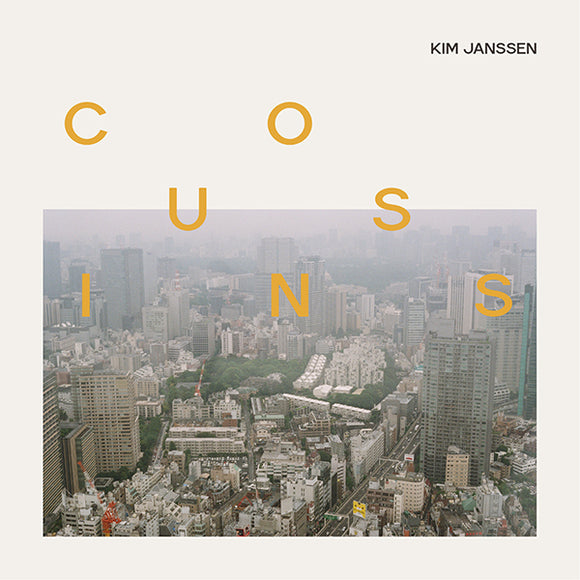 Kim Janssen - Cousins (Digital)