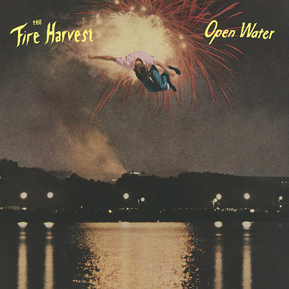 The Fire Harvest - Open Water (CD)
