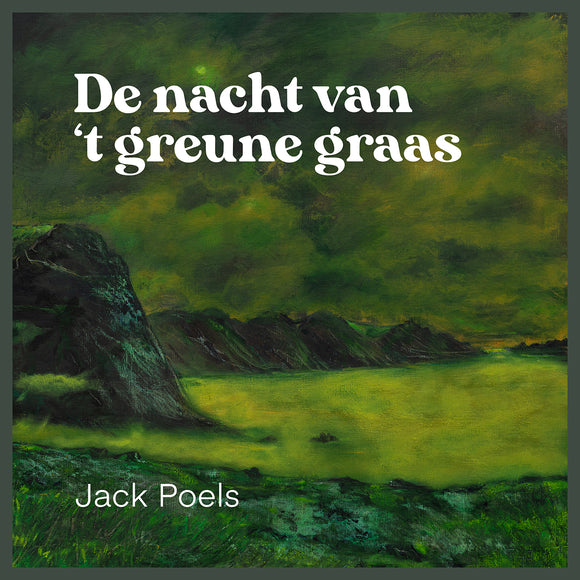 Jack Poels - De nacht van 't greune graas (Digital Single)