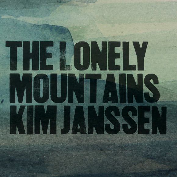 Kim Janssen - The Lonely Mountains (CD)