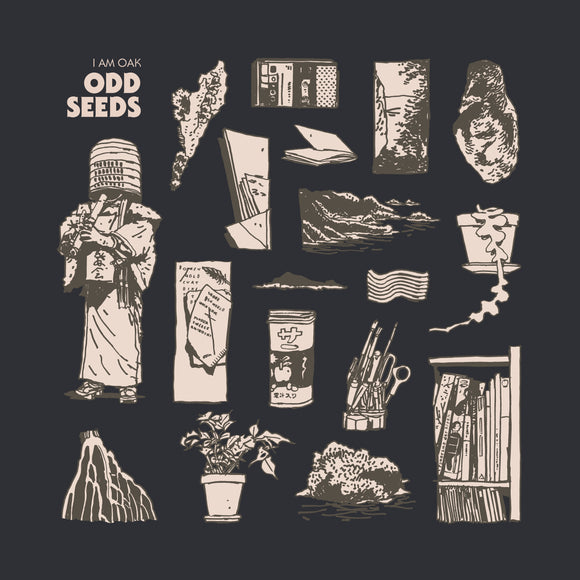I Am Oak - Odd Seeds (Vinyl)