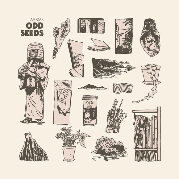I Am Oak - Odd Seeds (Part 2) (Digital)