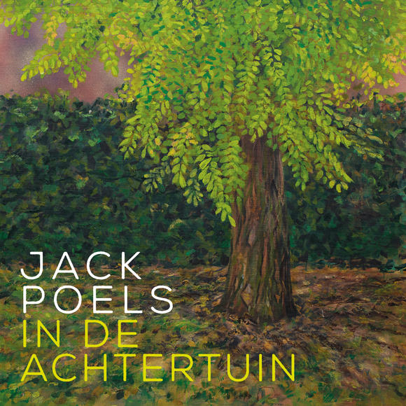 Jack Poels - In de achtertuin (Digital Single)