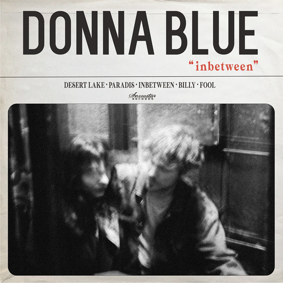 Donna Blue - Inbetween EP