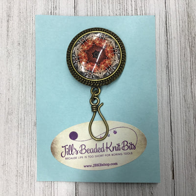 Jill's Magnetic Portuguese Knitting Pins