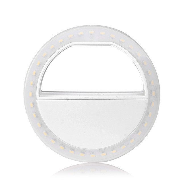 Beauty Selfie Lamp Led Light Camera Phone Photography