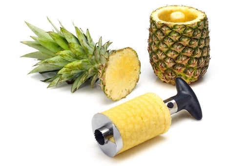 Stainless Steel Fruit Pineapple Corer Slicers Peeler  Cutter