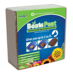 Beats Peat Eco-Friendly Coconut Coir 11lb Block
