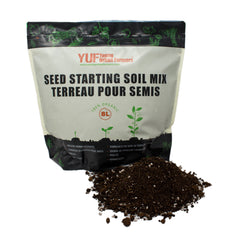 Seed Starting Soil Mix 8L