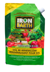 Iron Earth: Humic Acid Soil Re-Mineralizer