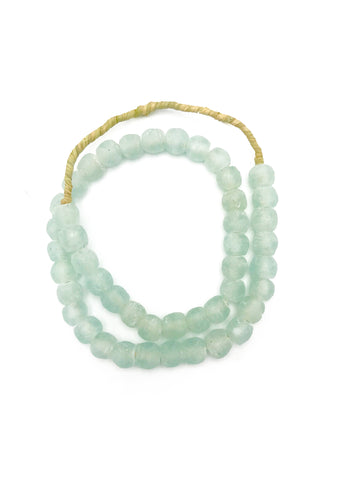 ZUMTHOR SEA GLASS BEADS