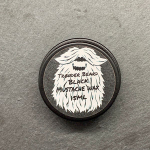 Black Mustache Wax 15ml