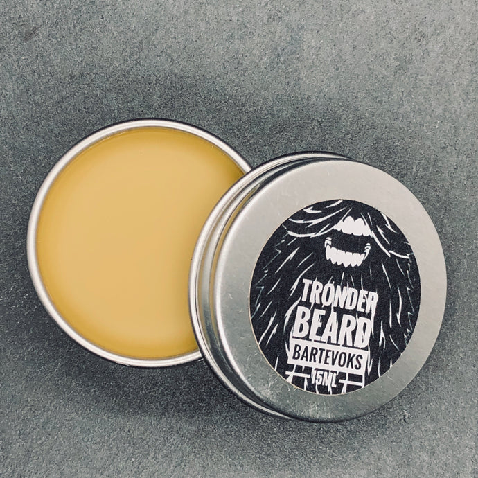 15ML Bartevoks/Mustache wax.