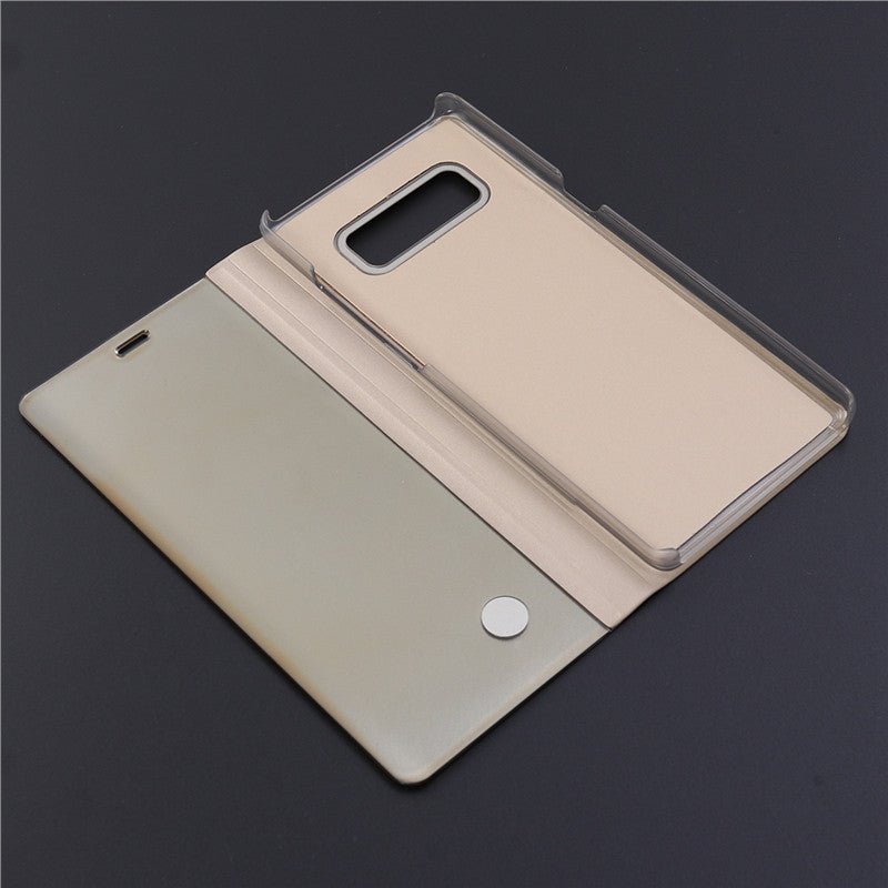 Slim Leather Flip Case and Protective Cover for Samsung Galaxy Note 8 - Galaxy Card Cases