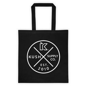 Kush Supply Co Cotton Canvas Tote bag
