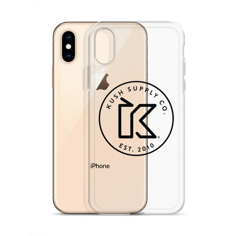 Kush Supply Co iPhone Case