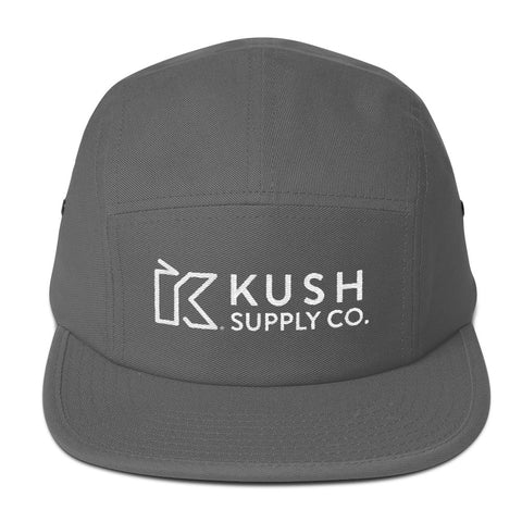 Kush Supply Co Five Panel Jockey Cap