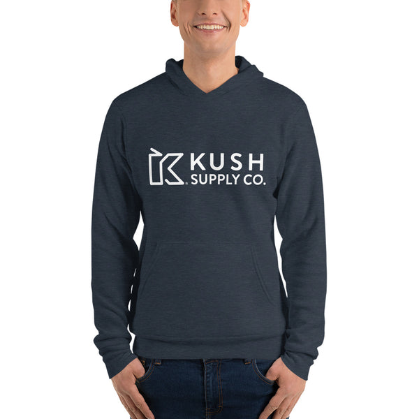 Kush Supply Co Unisex Pullover Hoodie