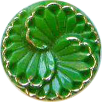 BUTTONS medium round glass sizes