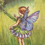FAIRIES mini & small glass sizes