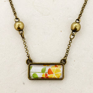 HORIZONTAL MOD NECKLACE PROJECT
