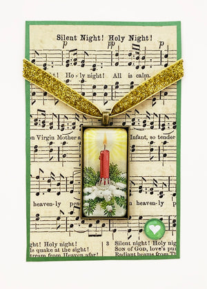 HOLY NIGHT CREATIVE ART CARD KIT