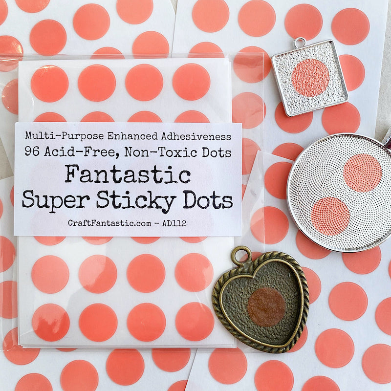 FANTASTIC SUPER STICKY DOTS