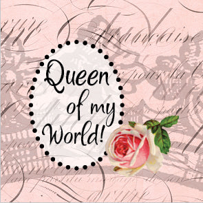 QUEEN puffy long rectangle size