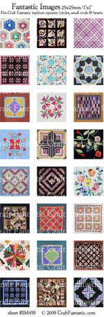 Quilts Image Sheet