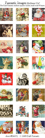 Christmas Image Sheet
