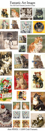 Cats Image Sheet