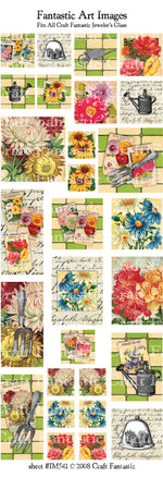 SEED PACKETS all jeweler's glass sizes