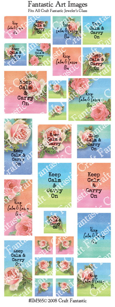Carry On BUNDLE - 3 Sheets