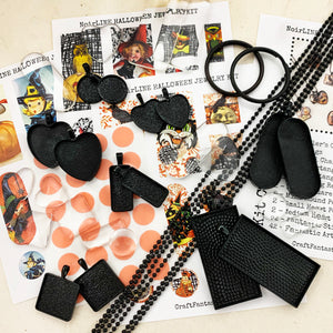 HALLOWEEN JEWELRY KIT