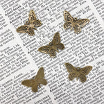 CUT-OUT BUTTERFLY CHARM