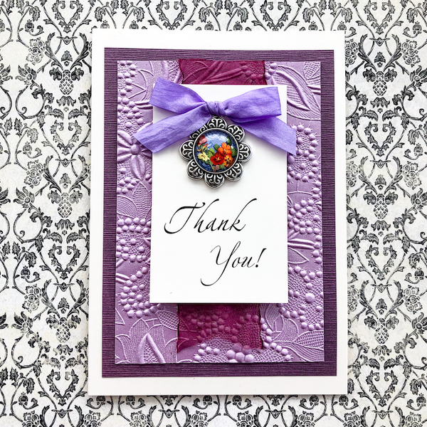 THANK YOU quote card kit
