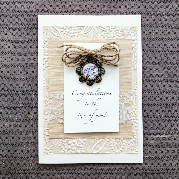 WEDDING quote card kit