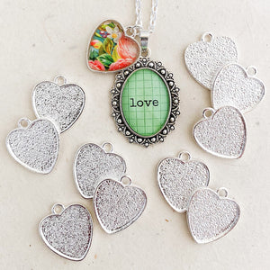 SMALL HEART FineLINE TRAY