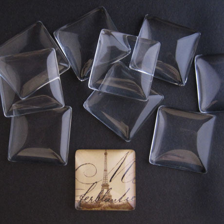 Medium Glass Squares